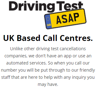 Earlier Driving Test Cancellations Worksop.