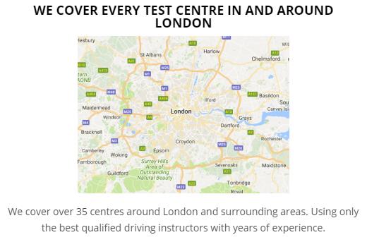 Driving Test Car Hire Sutton